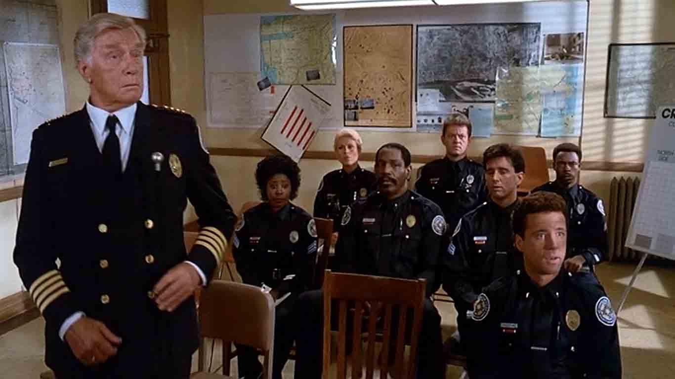 wacthingcrew police academy no 6 police academy 6