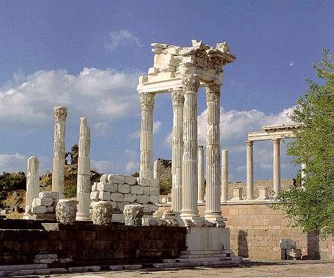 İzmir's treasures to be shown in five new open-air museums
