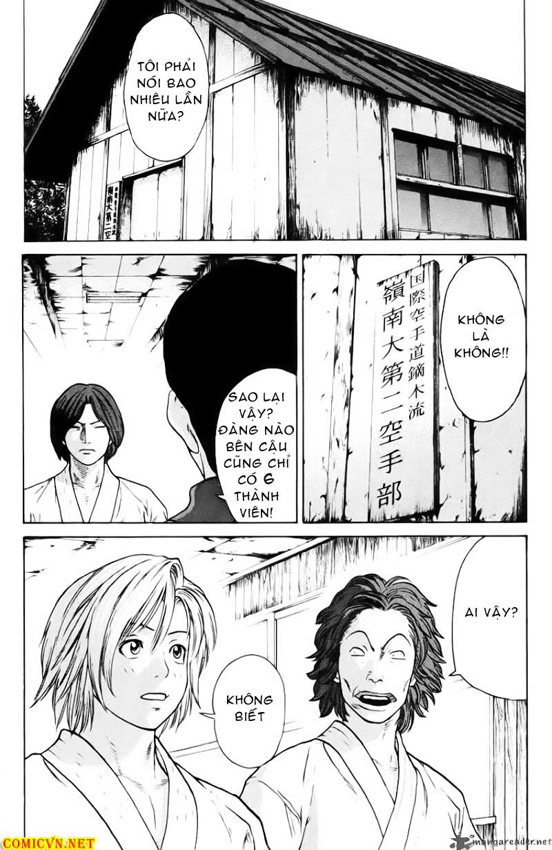 Karate Shoukoushi Kohinata Minoru chap 32 Trang 5
