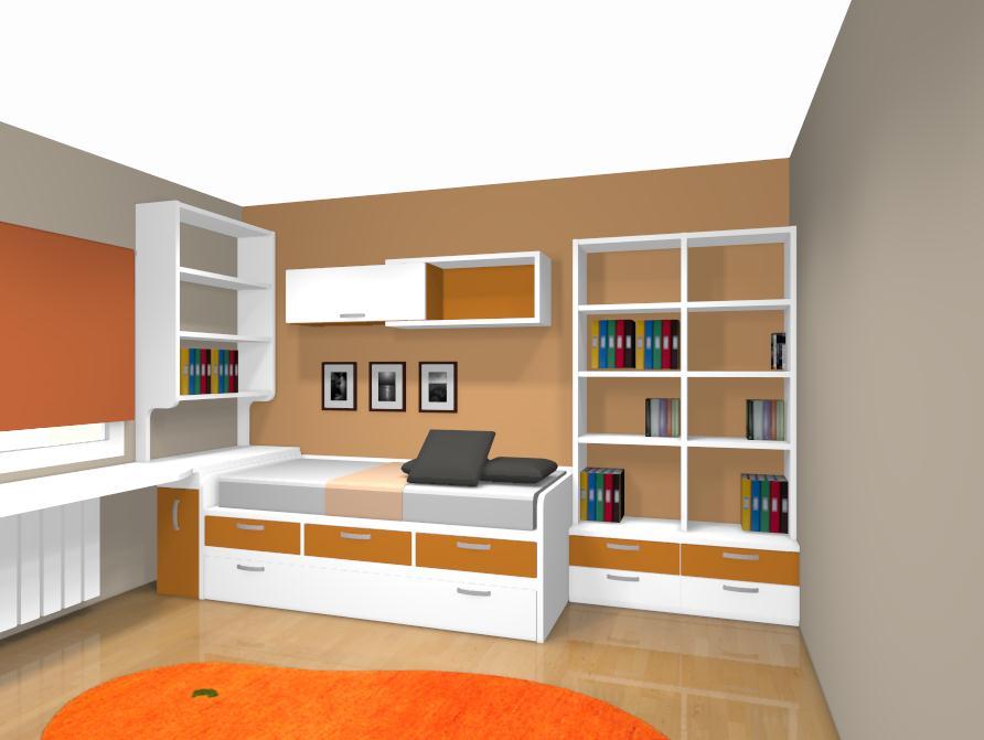 Ideas de dormitorios juveniles for Dormitorios infantiles y juveniles
