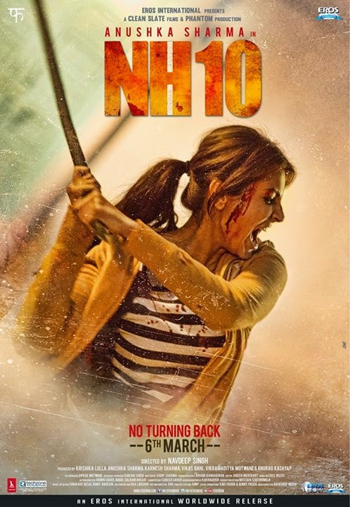 NH10 (2015) Poster