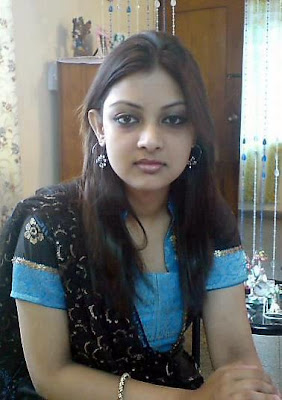 Beautiful college girl from Kerala looking cute and charming.