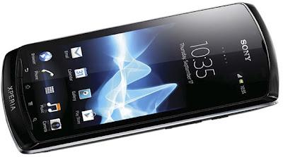 Sony Xperia neo L 5 MP Camera