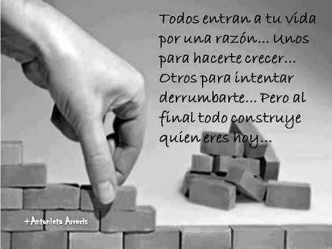 Todo construye