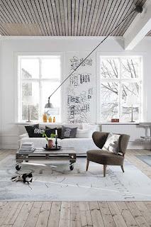 Art Interior Design for Living Room Photos