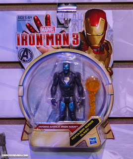 Hasbro 2013 Toy Fair Display Pictures - Iron Man 3 - Assemblers - Hydro Shock figure
