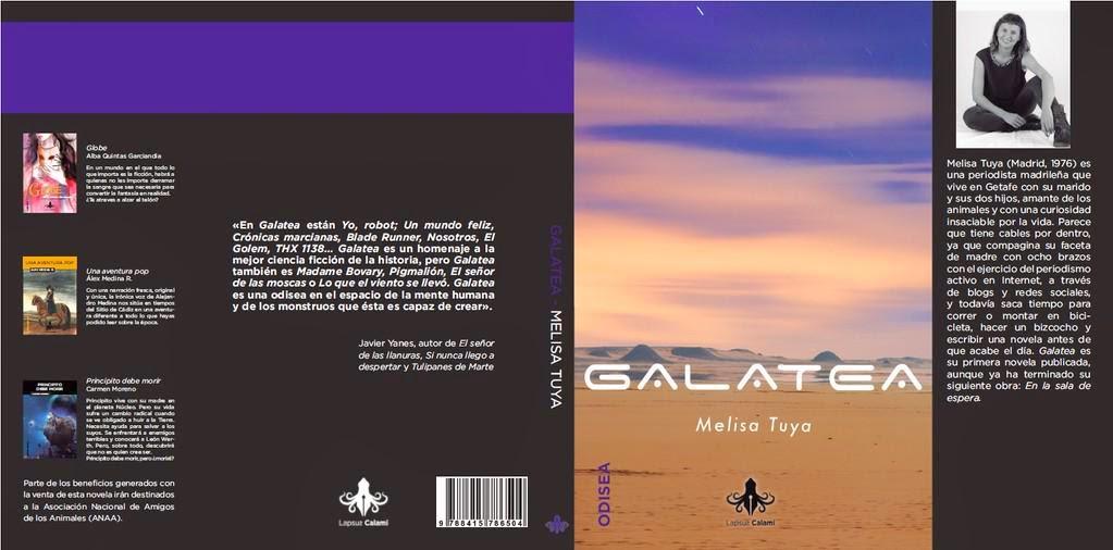 Galatea de Melisa Tuya