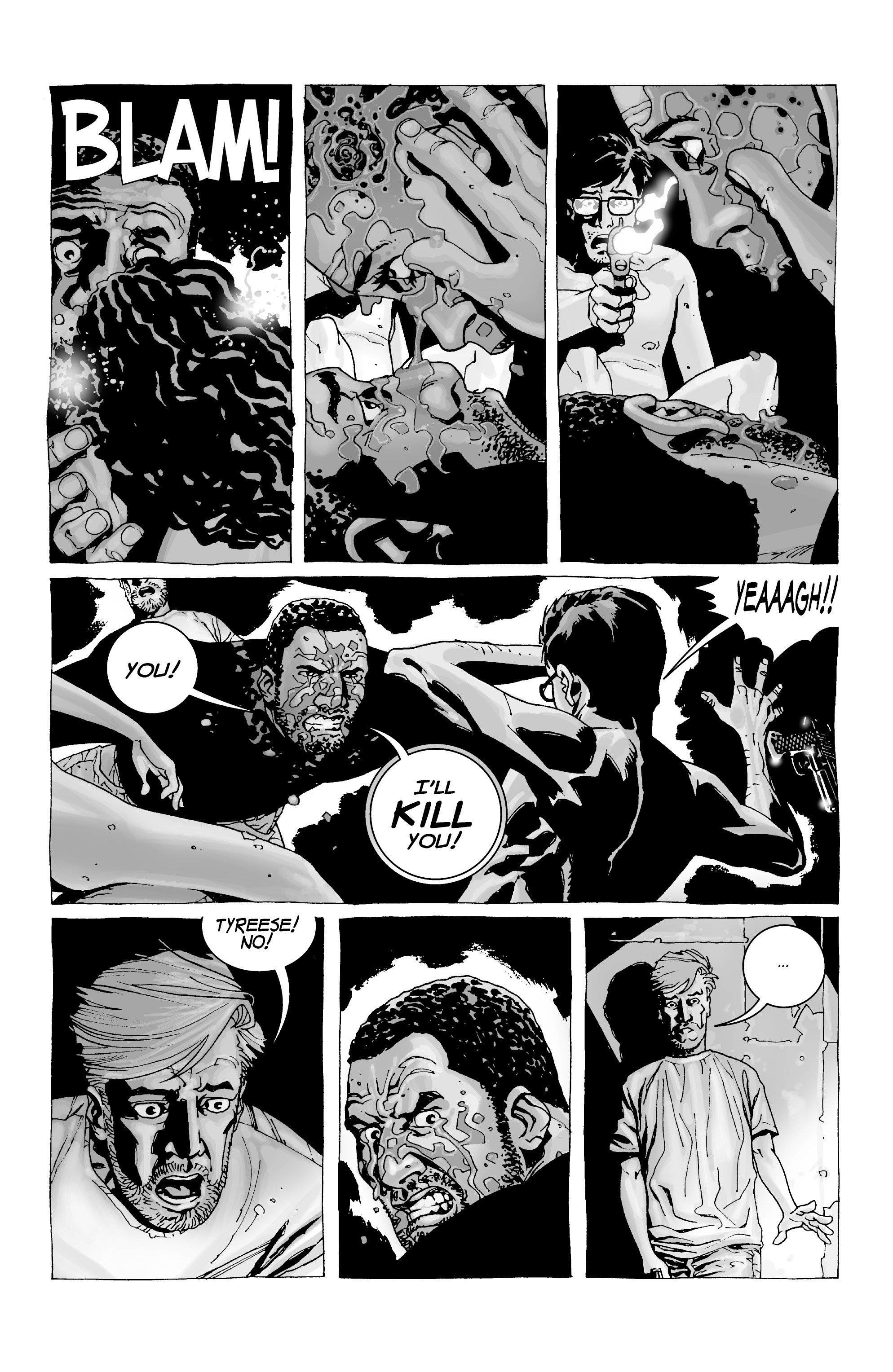 The Walking Dead Issue #15 Page 4