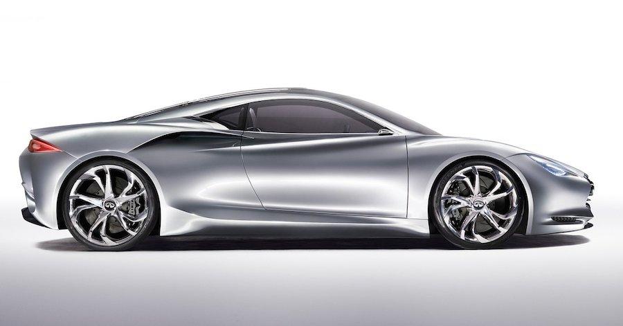 日産からコンセプトカー「Emerg-E(エマージ)」ベースの新型スポーツカーが登場?