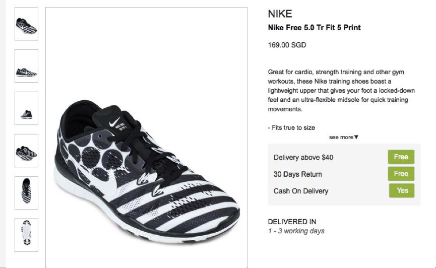 Nike Free Tr Flyknit Training Shoes