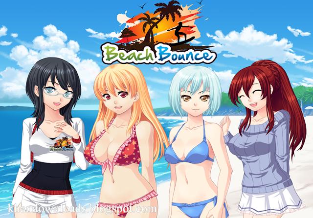 Beach Bounce PC Game
