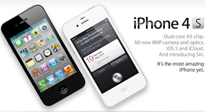 Smartphone Terbaik Apple iPhone 4S