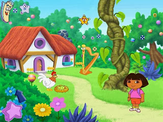 dora the explorer - nature - home.jpg