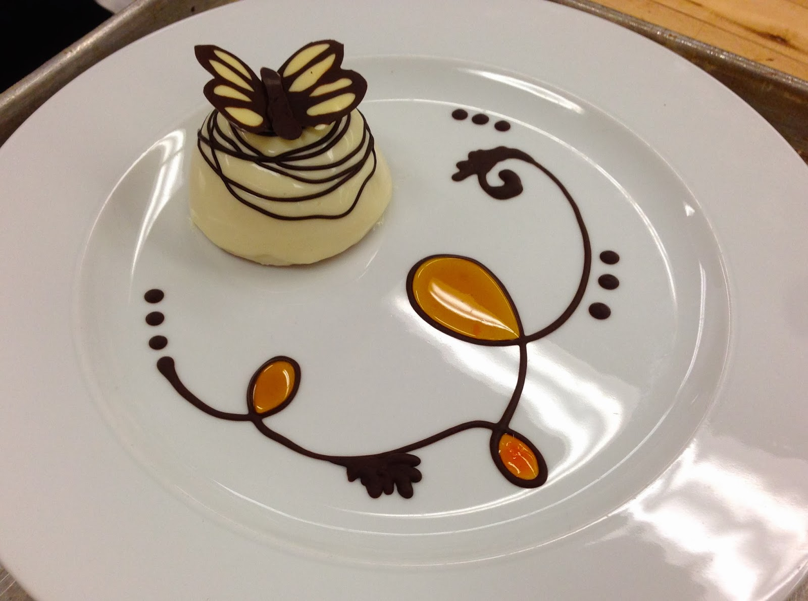 Cake Decoration With Chocolate Syrup : An Edible Education: 2014-03-02