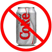 Diet coke no caffeine
