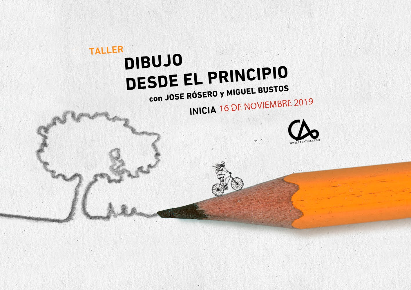 DIBUJO DESDE EL PRINCIPIO // 16 de nov