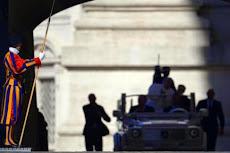 VATICANO: TERRORISMO Declaraciones del fiscal Mauro Mura