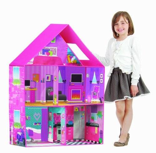Ginger breadhouse doll lego maison moderne doll barbie - Maison de reve barbie ...