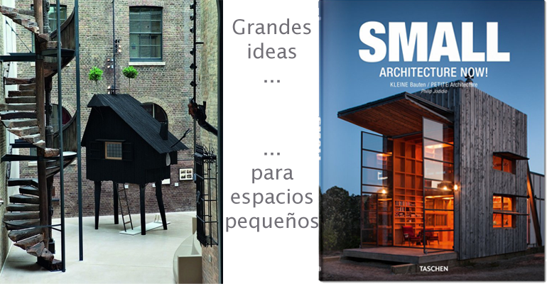 Small architecture now! Taschen