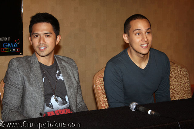Award-Winning Actor Dennis Trillo and Eri Neeman