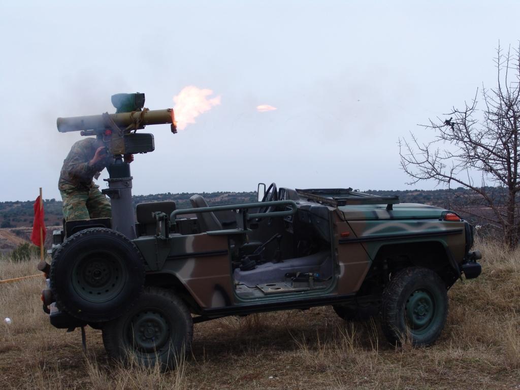 Kranosgr: βολές βαρέων όπλων από την 29