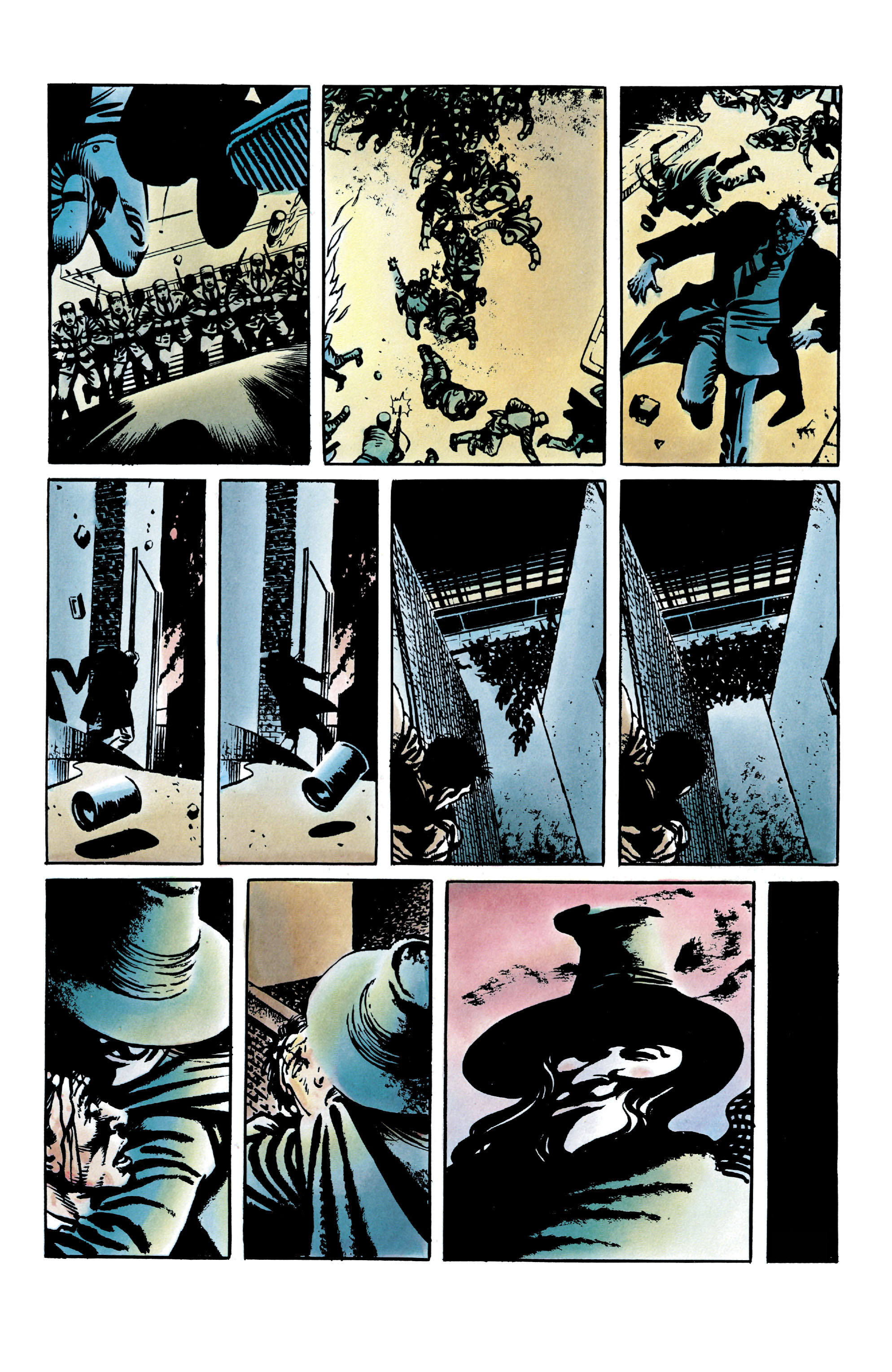 V for Vendetta chap 10 pic 23