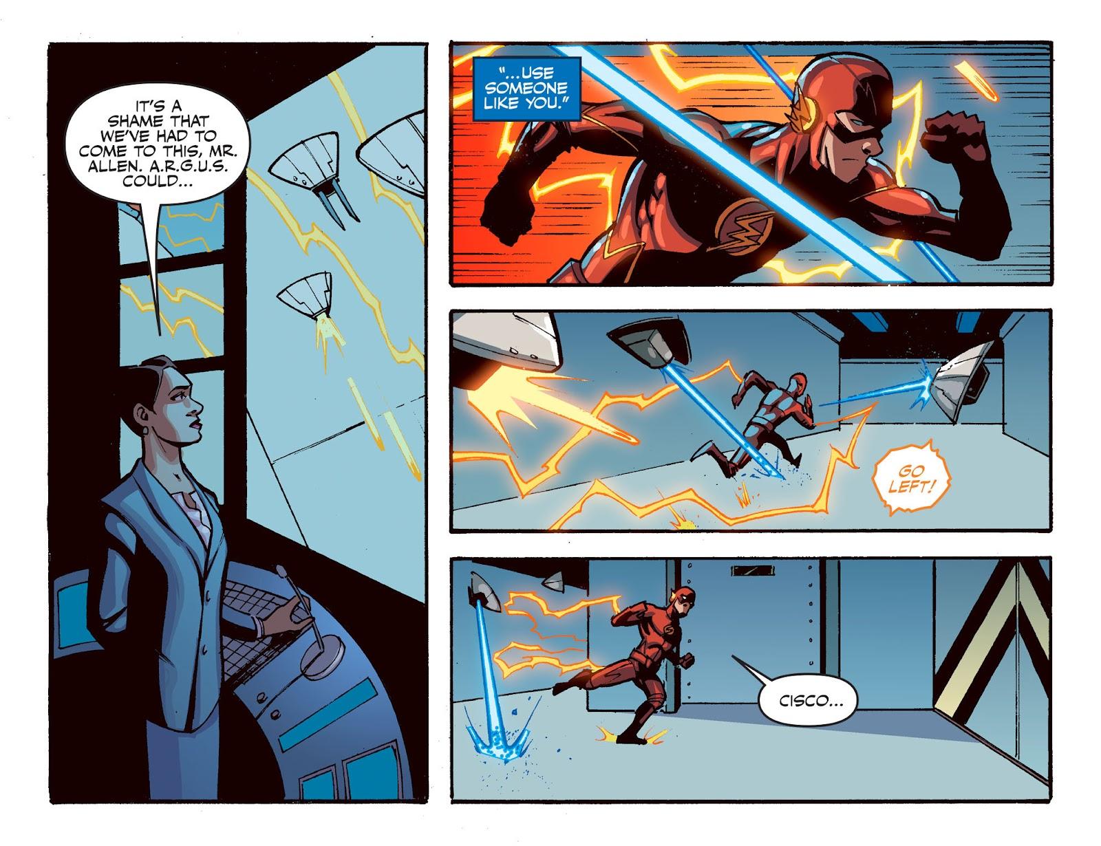 The Flash: Season Zero [I] Issue #16 #16 - English 12