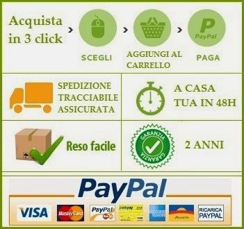 COME ACQUISTARE CLICCA PER MAGGIORI INFORMAZIONI