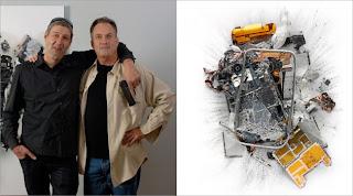 Michael Tompert dan Paul Fairchild Menghancurkan Gadget Untuk Seni