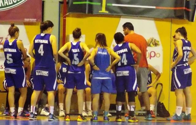 Μια νίκη και μια ήττα στην Αθήνα για τη Νίκη Λευκάδας-Δουβίτσας: «Να βρεθούν οι ρόλοι και ο ρυθμός»