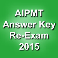 AIPMT Exam Answer Key 25th July 2015 Papers Wise