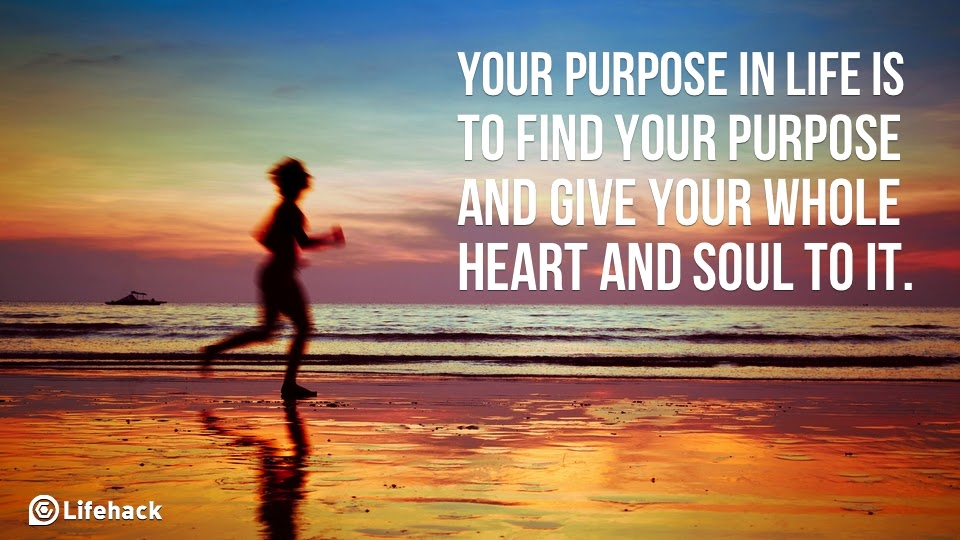 This Will Help You Find Your Purpose In Life