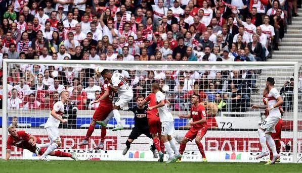 Hasil Pertandingan: Stuttgart 1-3 Köln