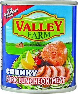 Valley Farm Luncheon Meat