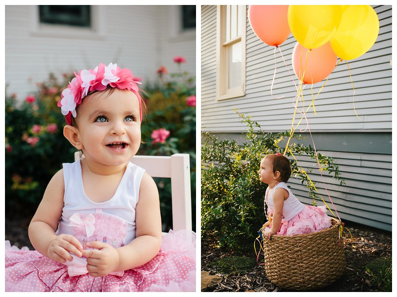 First Birthday Portraits in Allen, Plano & McKinney, Texas by Mary Cyrus Photography