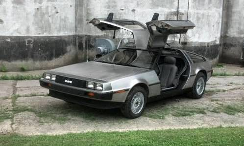 Daily Turismo: Z is for Zonked: 1981 (John Z.) DeLorean DMC-12