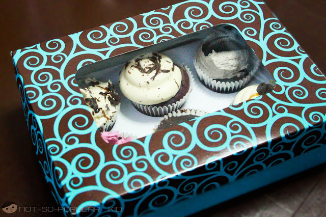Sweet Treats (Cupcakes) from Sweet Maria