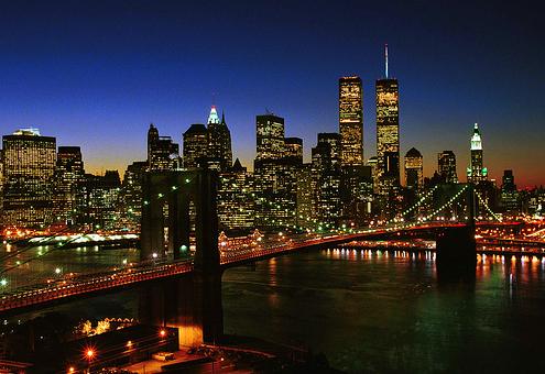 new york at night - photo #22
