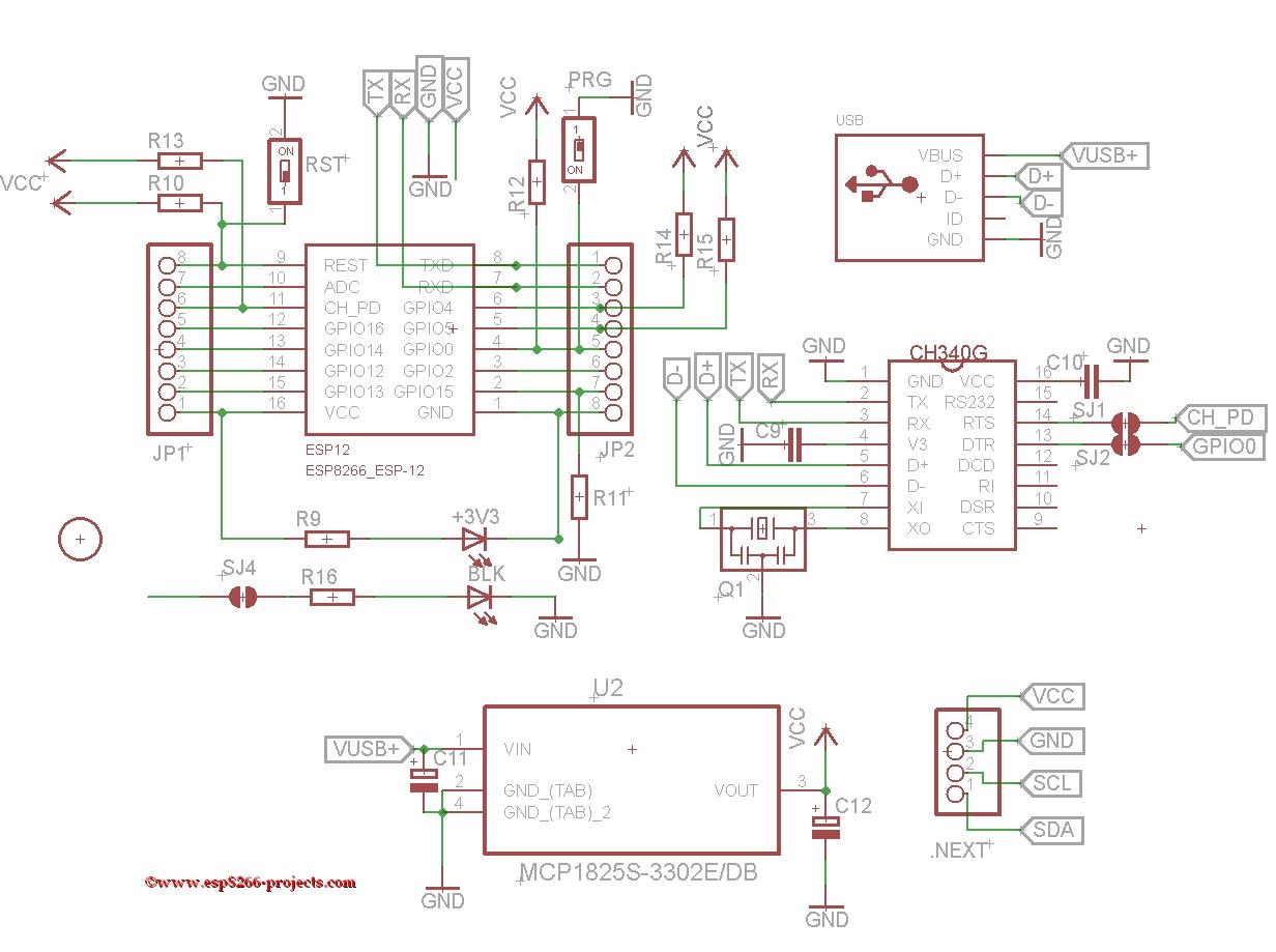 ESP8266 Projects: November 2015