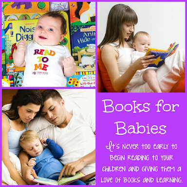 Click for the best books for babies!