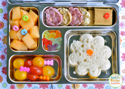 Blossom PlanetBox Bento School Lunch