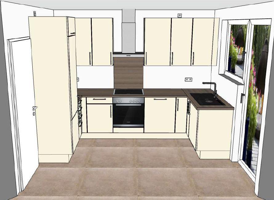 Küchenplan familie leib baut ein haus küchenplan erhalten