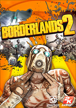 Borderlands 2 front cover art