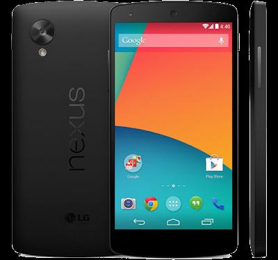 Nuevo Smartphone google Nexus 5