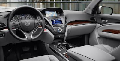 2016 Acura MDX Release Date Interior