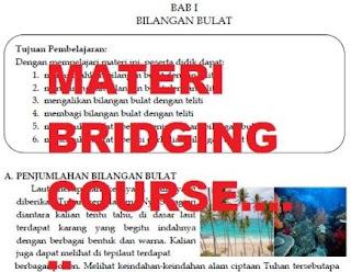 gambar materi bridging course
