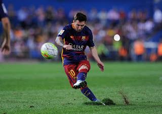 Fans Barca Berharap Messi Tak Jadi Starter diEl Clascio