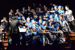 Paduan Suara Mahasiswa (PSM UIN Jakarta) in Concert