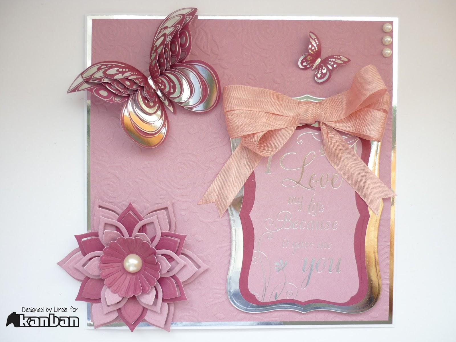 Tallulah Crafts: Kanban \'Selection Box\' Design Team Samples