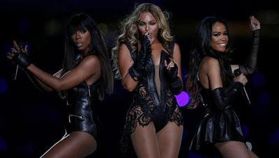 Pop diva Beyonce